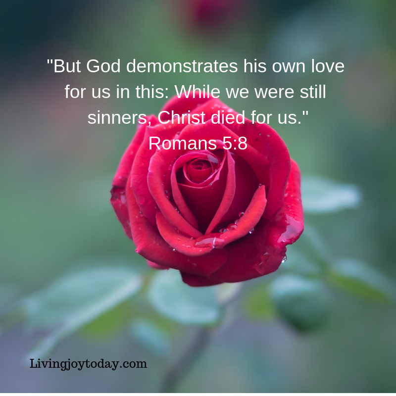 Romans 5 8