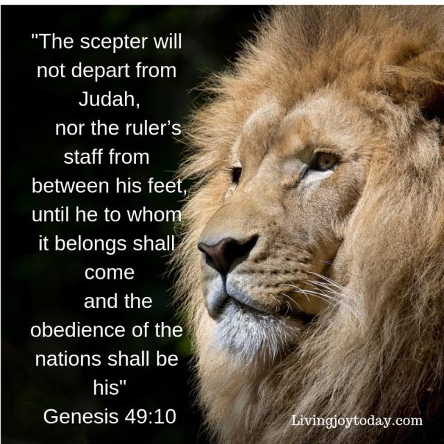 Genesis 49 10