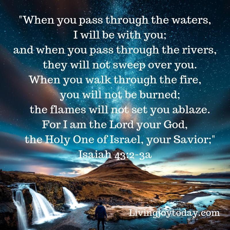 Isaiah 43 2 3