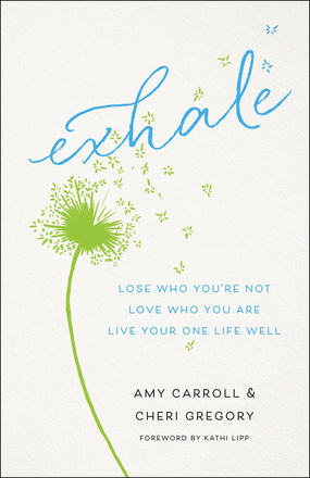 Exhale book Cover